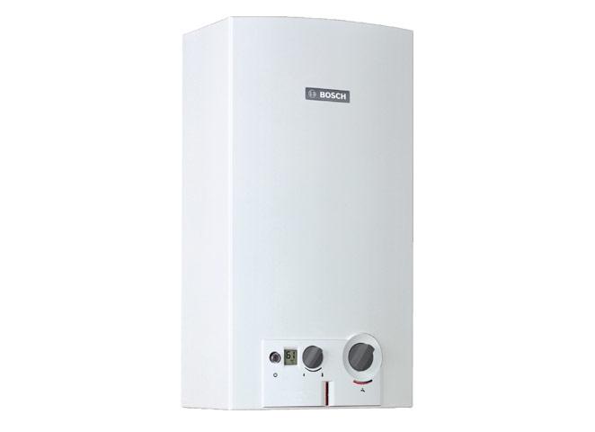 Газовый проточный водонагреватель Bosch Therm 6000 O WRD 10 - 2 G